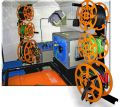 Test cable reel system
